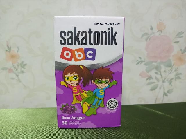 SAKATONIK ABC ANGGUR BTL