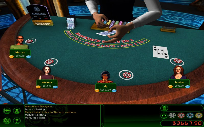 Free Casino Games Mac Os X