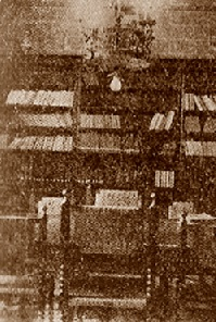 Biblioteca del Casal Catòlic de Sant Andreu en 1932