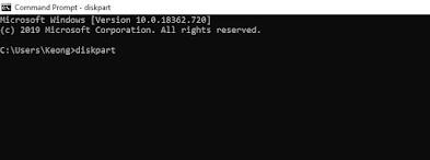 Cara Cek Mbr atau Gpt Lewat Cmd Windows 10