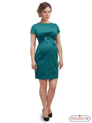 Vestidos para mujeres embarazadas gordas