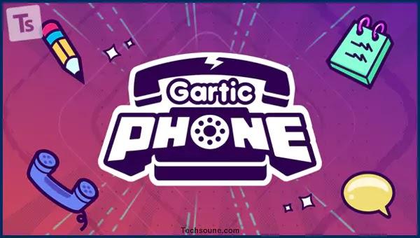 لعبة الهاتف المكسور Gartic Phone على الهاتف والكمبيوتر