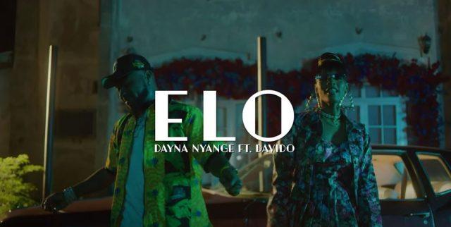 VIDEO MP4   Dayna Nyange Ft. Davido – ELO