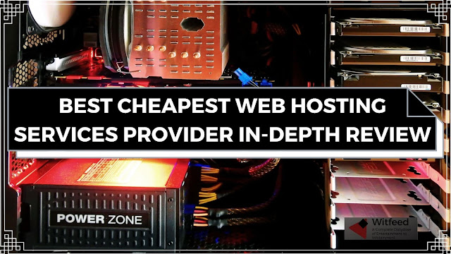 BEST CHEAP / LOW COST WEB HOSTING SERVICES REVIEW 2021