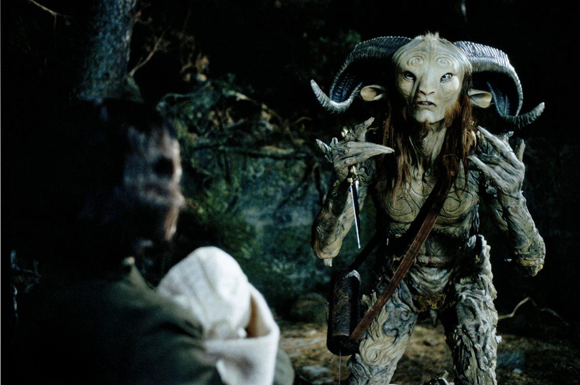 Naptown Nerd: Guillermo del Toro Retrospective: PAN'S ...