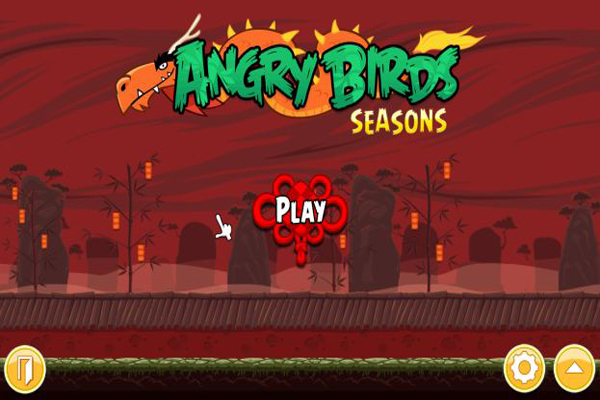 Angry Birds Seasons v2.2 The Year Of Dragon