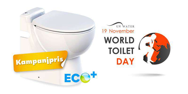 World Toilet Day Wishes Beautiful Image