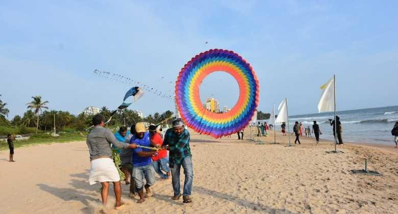 Kannur kite festival