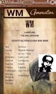 WM-BBM MOD v1.0.4 Based Versi Terbaru APK Terbaru 2016