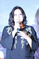 Cute Poja Gandhi in black dress at Dandupalyam 2 Movie press meet  ~  Exclusive 24.JPG