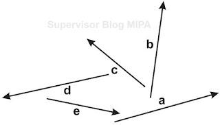 gambar 5 buah vektor