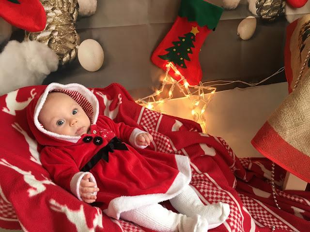 Domowa Sesja Świąteczna Dla Dzieci. Jak Zrobić Tanio i Ładnie?