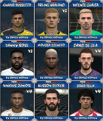 PES 2017 Facepack February 2020 by Sameh Momen