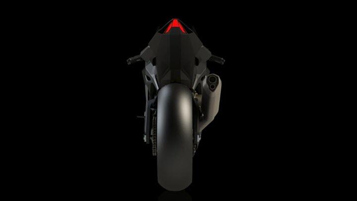 Honda CBR750RR sẽ lấy cảm hứng từ siêu môtô CBR1000RR-R?