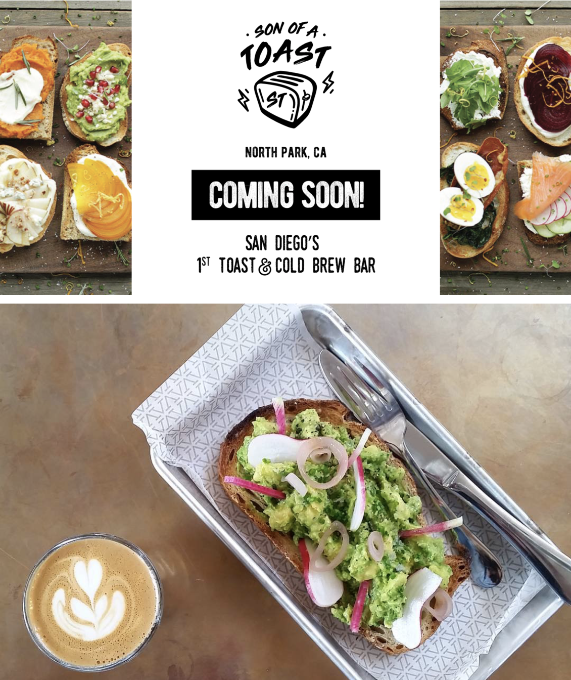 Sandiegoville A Toast Restaurant Is Opening In North Park