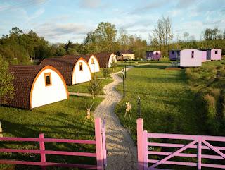 Battlebridge Caravan & Camping Park, Co Leitrim
