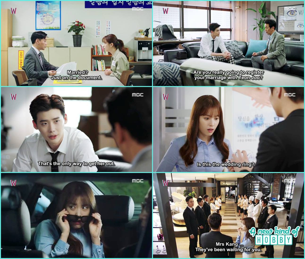 the shower of kisses with a warning w ep 7 review (our Wedding Korean Drama Episode 7 yeon joo bailed out and married with kang chul w episode 7 review wedding korean drama episode 7