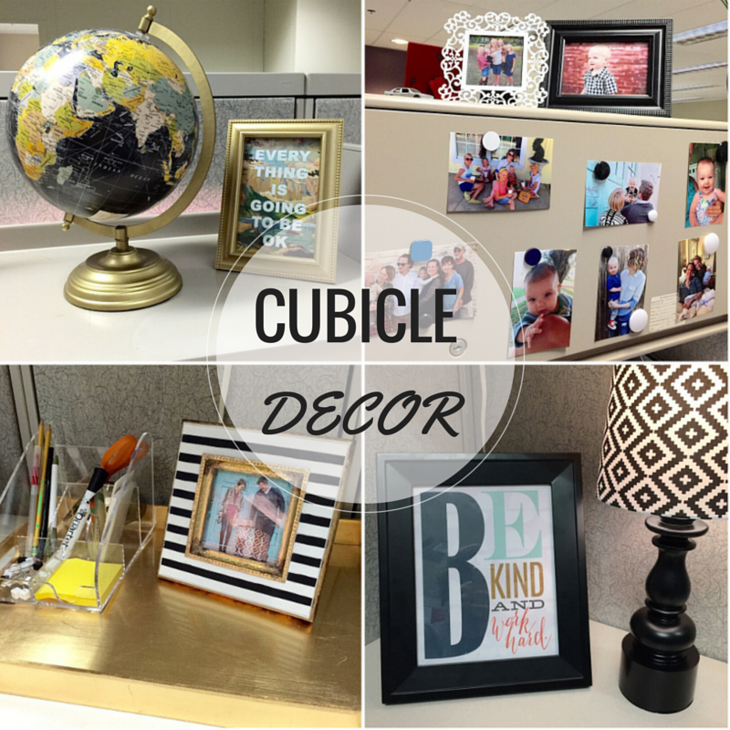 Decorating A Cubicle