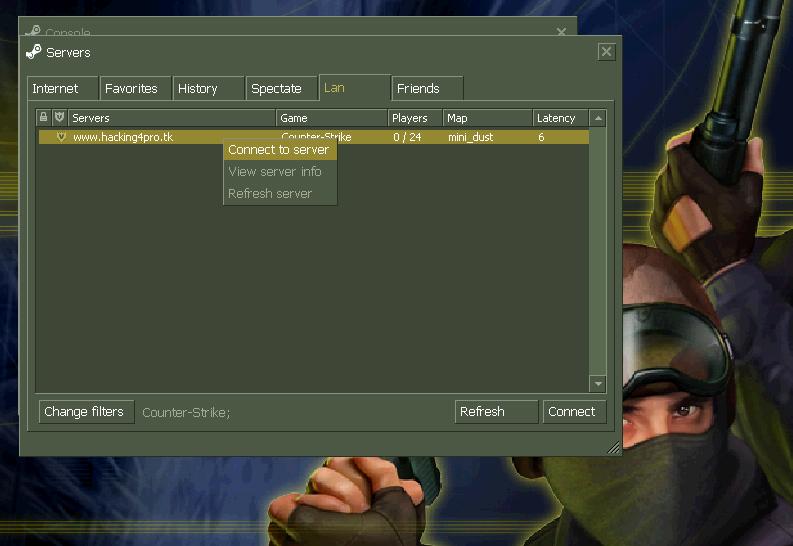 gameranger no response from server