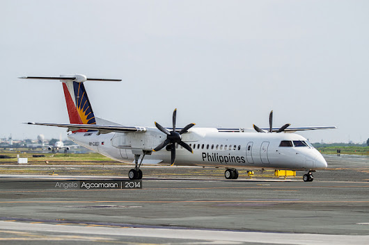 Philippine Airlines Planning to Order 12 Bombardier Q400 Aircraft