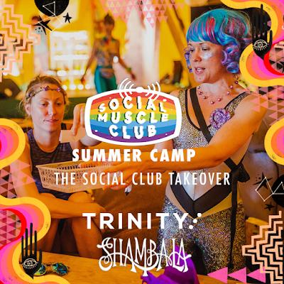 Social Muscle Club Summer Camp