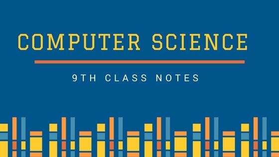12th Standard Computer Science Book Pdf