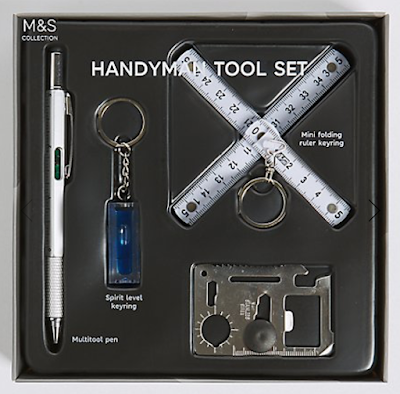 marks and spencer handy man gift set