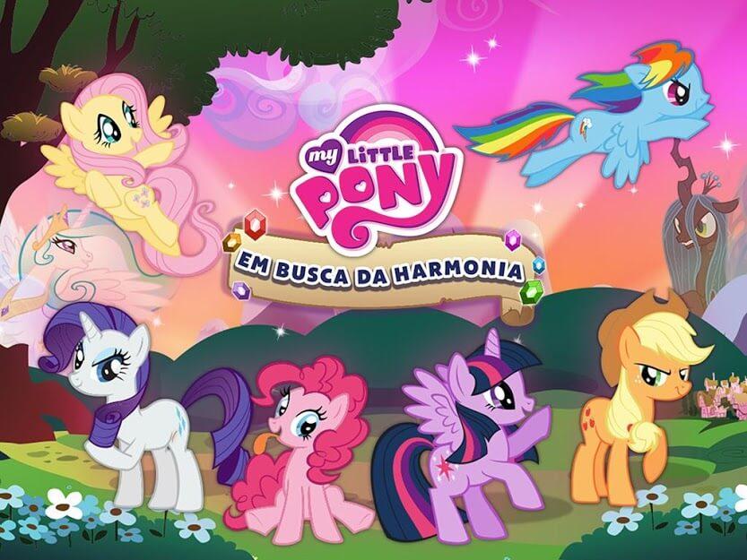 My Little Pony: Harmony Quest v 1.8 apk mod DESBLOQUEADO