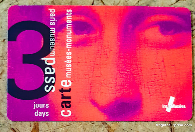 Passe dos Museus de Paris