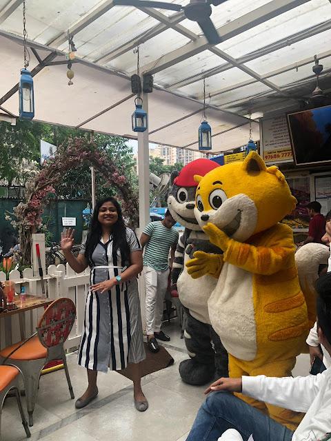 Sony YAY! celebrates World Cat Day with their funny feline duo Honey Bunny!