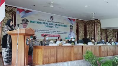 Hadiri Musrenbang RPJMD 2021-2026, Rezka Oktoberia: Nyaris Lumpuh, Ekonomi Harus Jadi Prioritas Utama