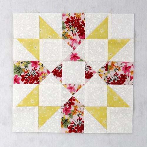 Providence Quilt Block Pattern