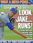 Mets on fire