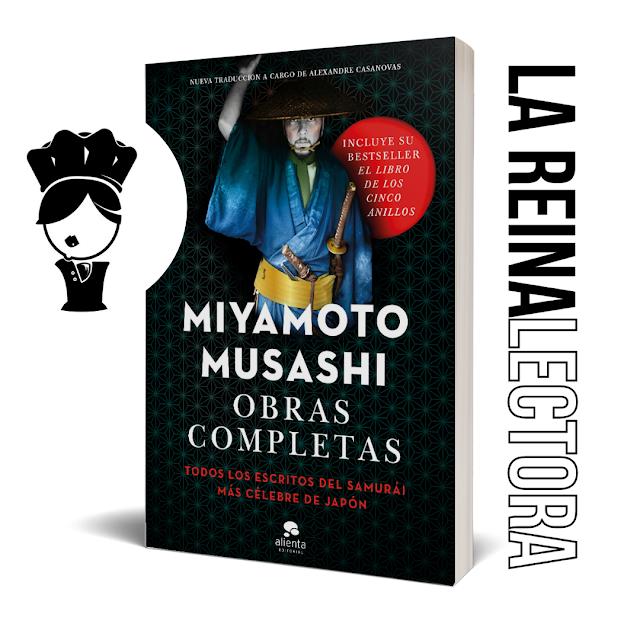 Reseña del libro Miyamoto Mushashi. Obras completas.