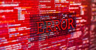 معاني أرقام الأخطاء التي قد تراها على الإنترنت