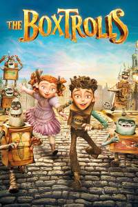 The Boxtrolls 2014 Hindi Dubbed Movies Dual Audio 480p