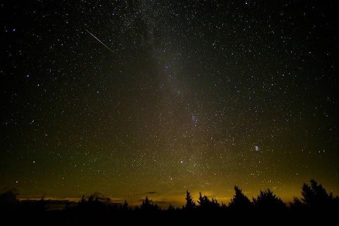 Chuva de meteoros será visível do Ceará na madrugada desta terça-feira