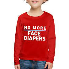 no more face diapers