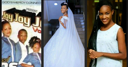 Favour iwueze of Destiny Kids gets married in a glamorous wedding (photos)