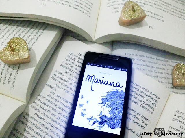 Resenha do livro ebook Mariana da autora Ana Rapha Nunes