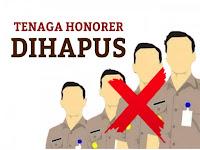 Pro Kontra Dihapusnya Tenaga Honorer Di Indonesia