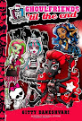 Monster High Ghoulfriends 'til the End Book Item