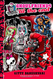 Monster High Ghoulfriends 'til the End Book Item