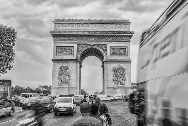 Bắc Đẩu Khải Hoàn Môn - Arc De Triomphe