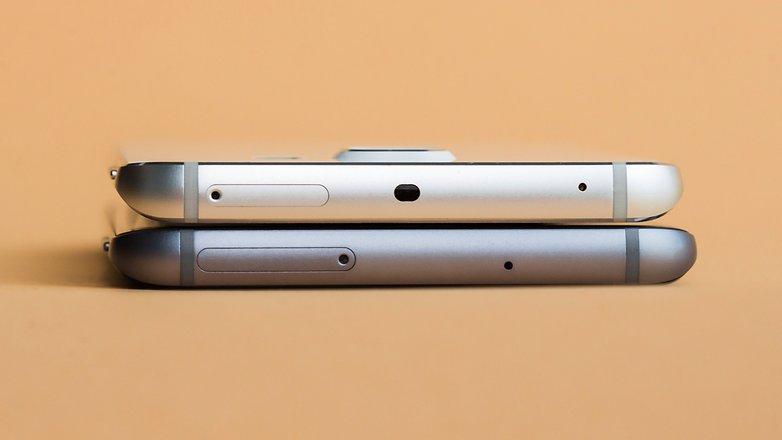 S7 Akhir dibawa kembali slot microSD dari generasi Galaxy sebelumnya.