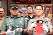 Pembuat Senjata Api Rakitan di Karawang Diringkus Polisi