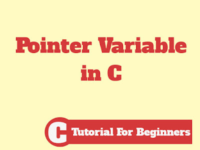 Declaration, Initialization & Accessing of Pointer Variable