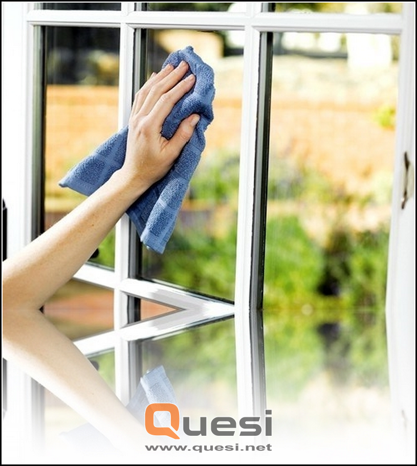 Easy Ways to Clean Glass Door and Window