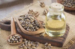 oil for hair growth and hair fall is Castor oil