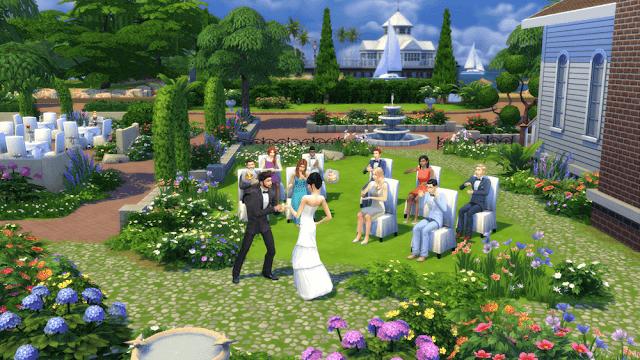 Sims Oyununda Nasıl Evlenilir?